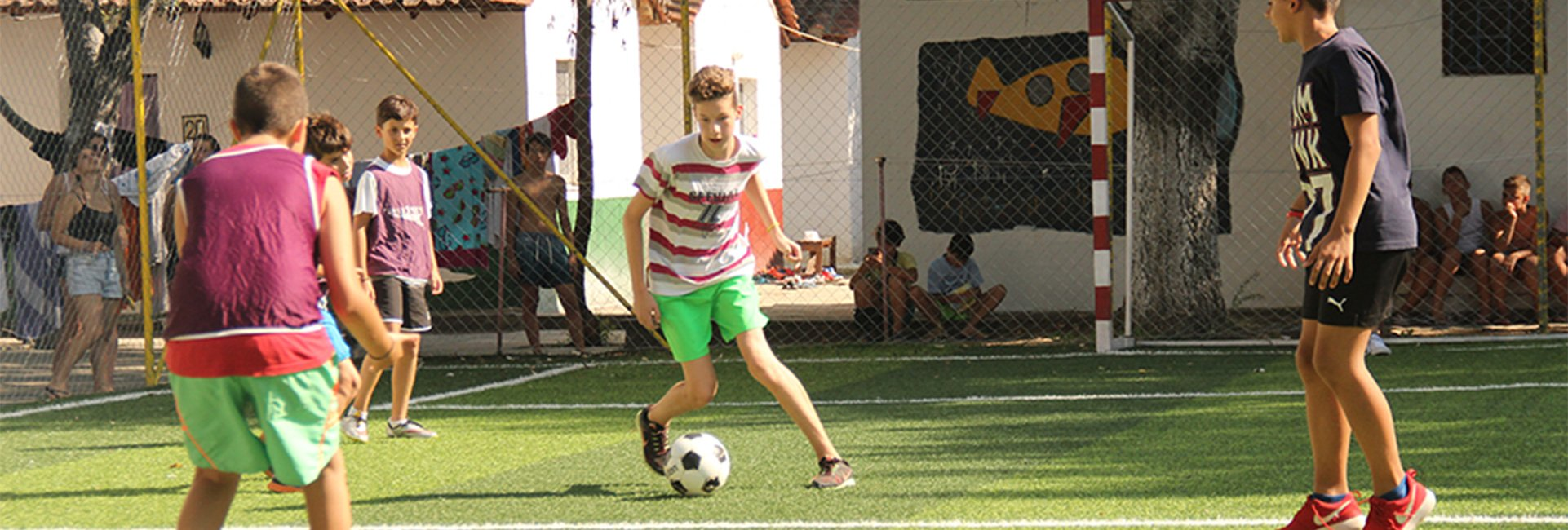 Παιδική Κατασκήνωση Alexandra Camp